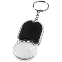 Svítilna a lupa na klíče Zoomy