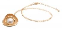 Zinia náhrdelník