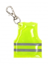 Přívěšek na klíče s mini reflexní vestou