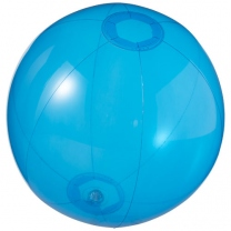 Průhledný plážový míč Ibiza