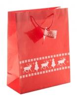 Malá dárková papírová taška