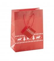 Středně velká dárková papírová taška