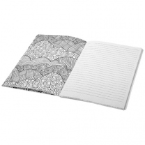 Barevný notebook Doodle