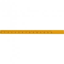 Tesařská tužka s pravítkem