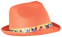 Stuha se sublimací na klobouky