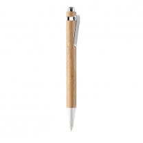 Bambusové kuličkové pero