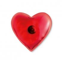 Ohřívač rukou tvaru srdce