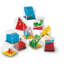 Puzzle hry v krabičce