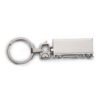 Kovový přívěšek na klíče
