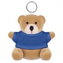 Medvěd s kroužkem na klíče