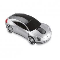 Bezdrátová myš ve tavru auta