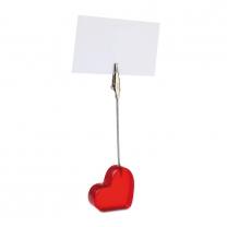 Klip ve tvaru srdce