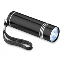 1 LED light aluminium torch