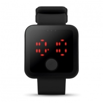 LED hodinky
