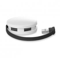 4 portový USB hub