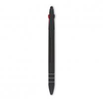 Trojbarevná tužka se stylusem