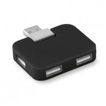 Čtyřportový USB hub