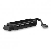 4 USB hub / držák na telefon