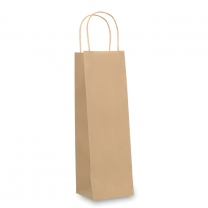 Paper bottle bag