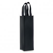 Netkaná taška na lahev