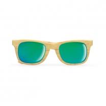 Sluneční brýle, vzhled dřeva