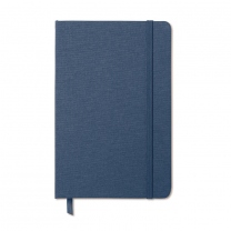 Zápisník, látková obálka
