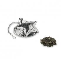 Tea filter in star shape