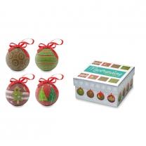Set vánočních ozdob