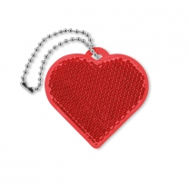 Odrazka ve tvaru srdce