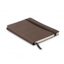 Zápisník s PU deskami