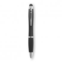 Kuličkové pero se světlem