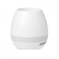 Wireless speaker flower pot