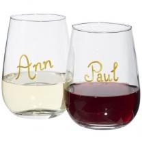Sada skleniček na víno Barola