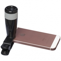 8x zoomový objektiv na smartfon