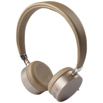 Kovová Bluetooth® sluchátka Millennial