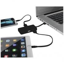 Rozbočovač USB Grid se dvěma kabely