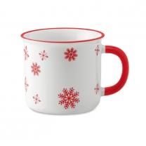 Christmas vintage mug
