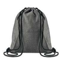 Fleecový batoh se šňůrkami