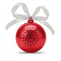Reproduktor vánoční koule