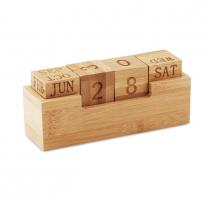 Bambusový kalendář