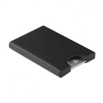 PU RFID card holder