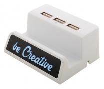 Lightport USB hub