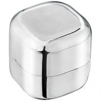 Metalizovaná kostka s balzámem na rty Rolli, bez SPF, neobsahující vosky