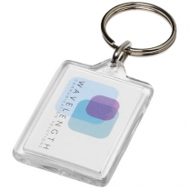 Kompaktní plastová klíčenka Midi