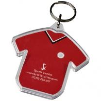 Klíčenka ve tvaru trička Combo