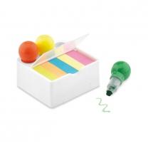 3 colour wax highlighter