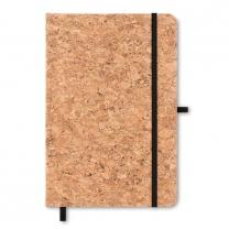 Korkový zápisník