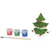 Namalujte vánoční stromek