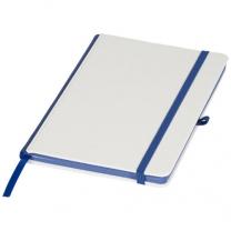 Zápisník s PU obalem pro digitální tisk a barevným hřbetem