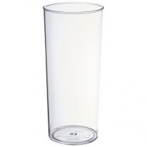 Plastová odlivka Hiball economy 340 ml